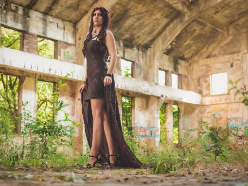 Katniss Everdeen – Catching Fire